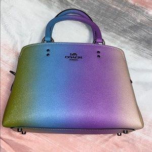 Coach ombré purse